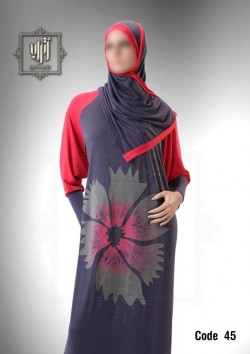 Esdal Atrab lycra with velour code M45
