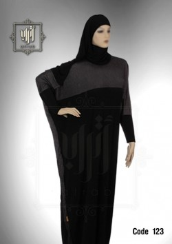 Esdal Atrab lycra with silver code M123